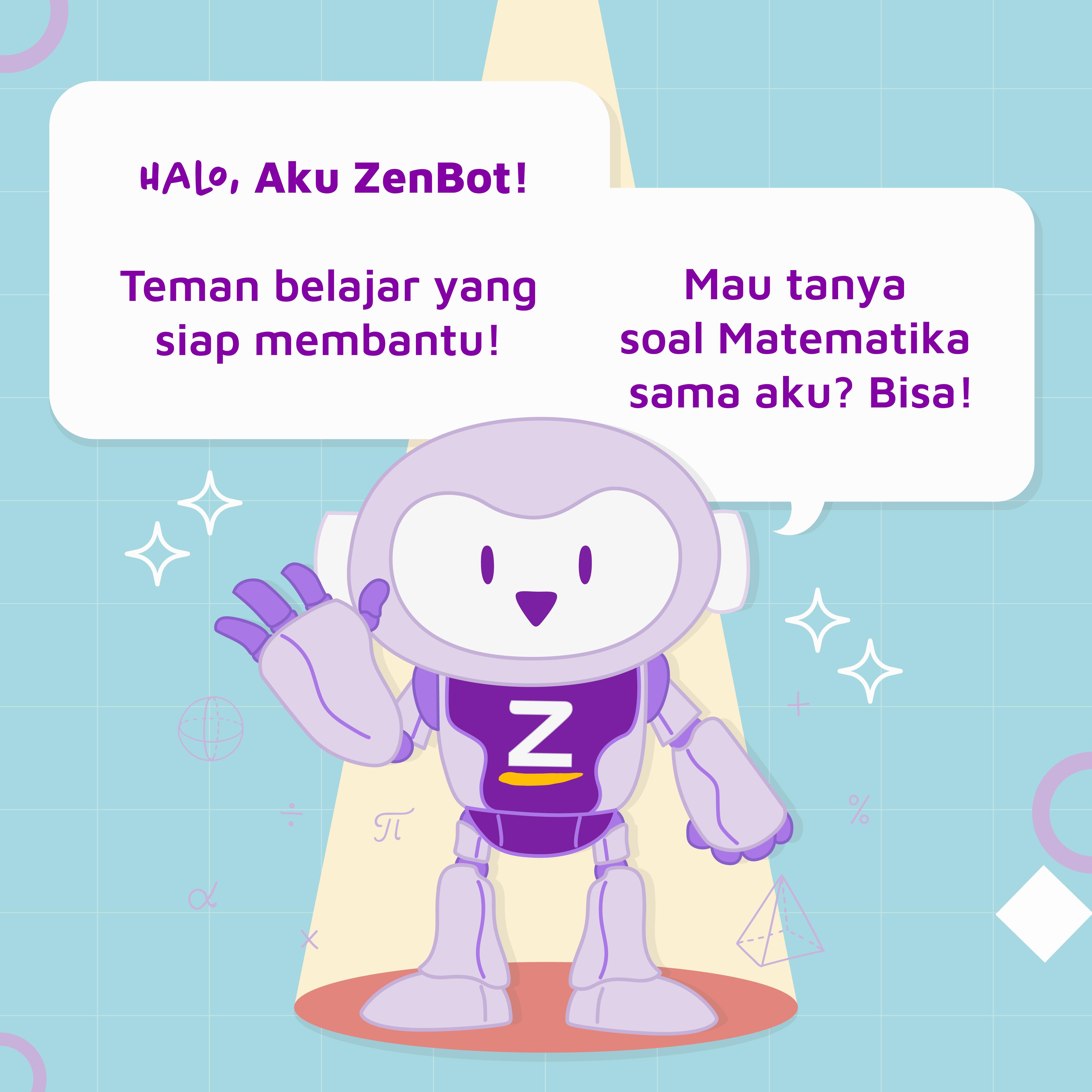 ZenBot by Zenius Education
