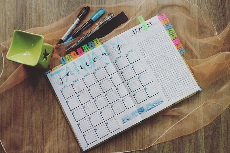 Membuat Jadwal Belajar dengan Baik