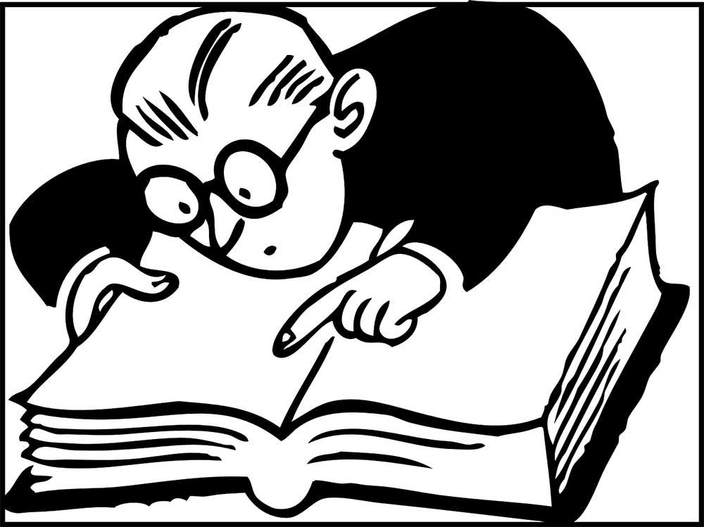 Membaca dengan Urut Sebuah Bacaan