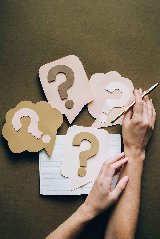 Tulis Pertanyaan Mendasar Untuk Tiap Program Unit