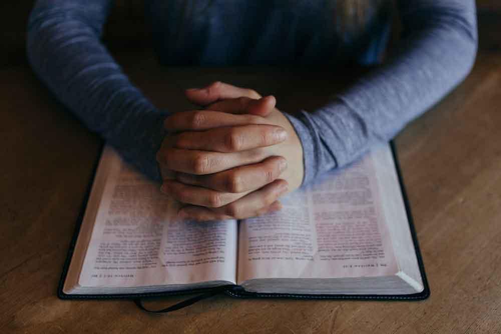Memulai Belajar dengan Berdoa Terlebih Dahulu