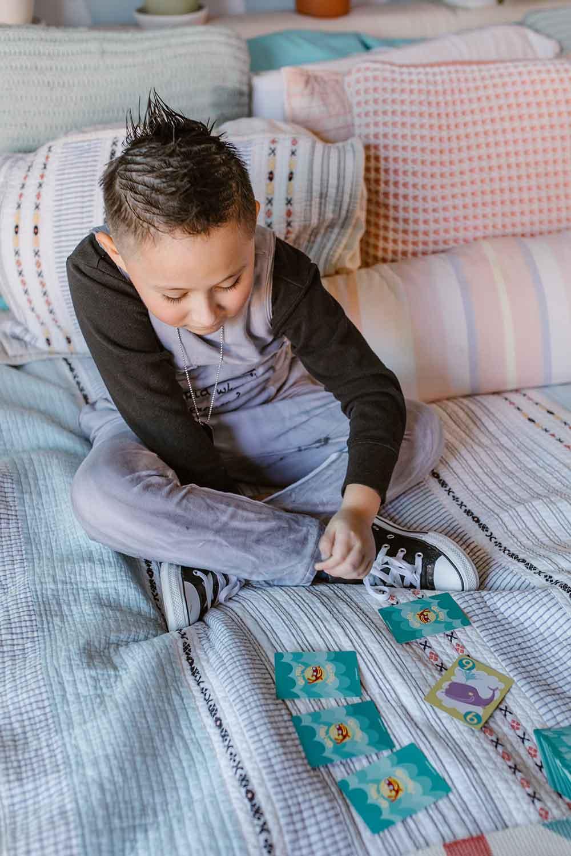Memberikan Anak Sedikit Waktu untuk Beristirahat