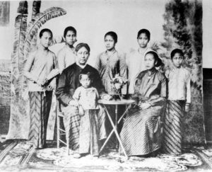 RA Kartini dan keluarga