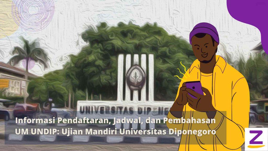 Informasi UM UNDIP 2021