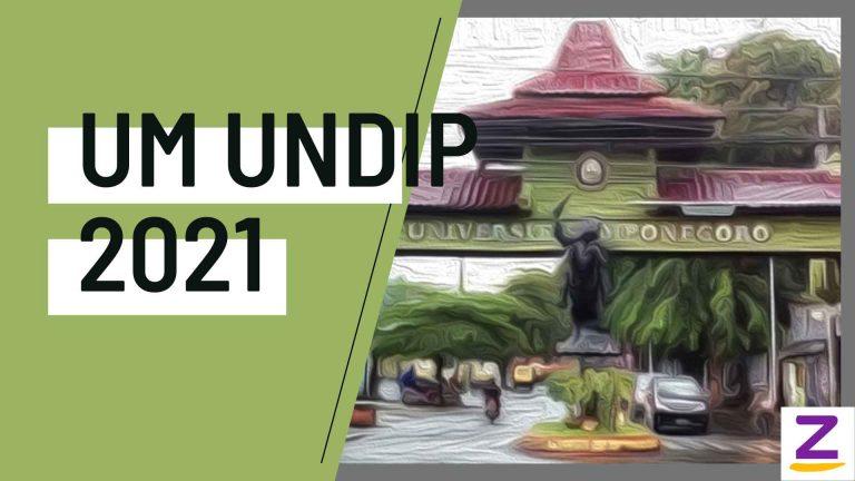 UM UNDIP 2021