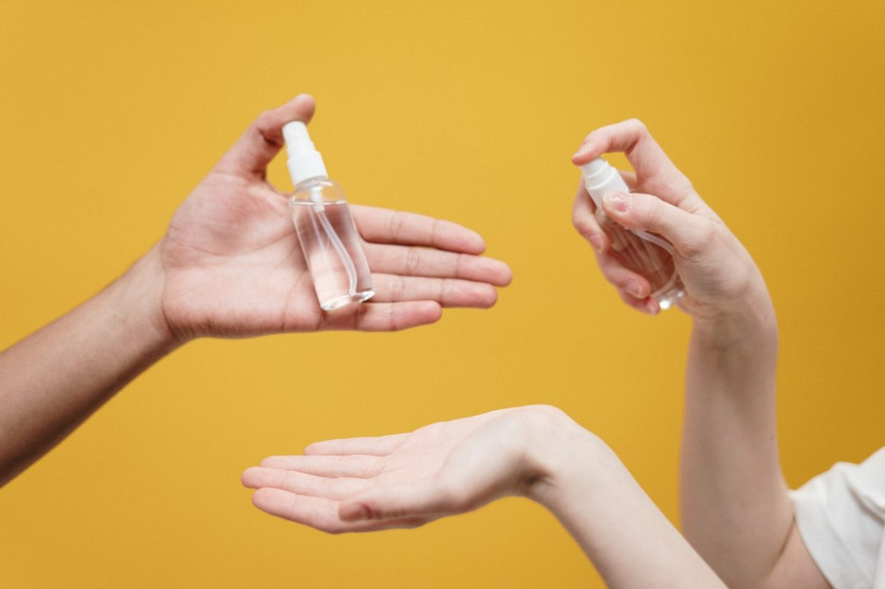 aplikasi dan rumus kimia alkohol