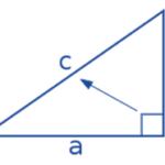 rumus luas segitiga siku siku