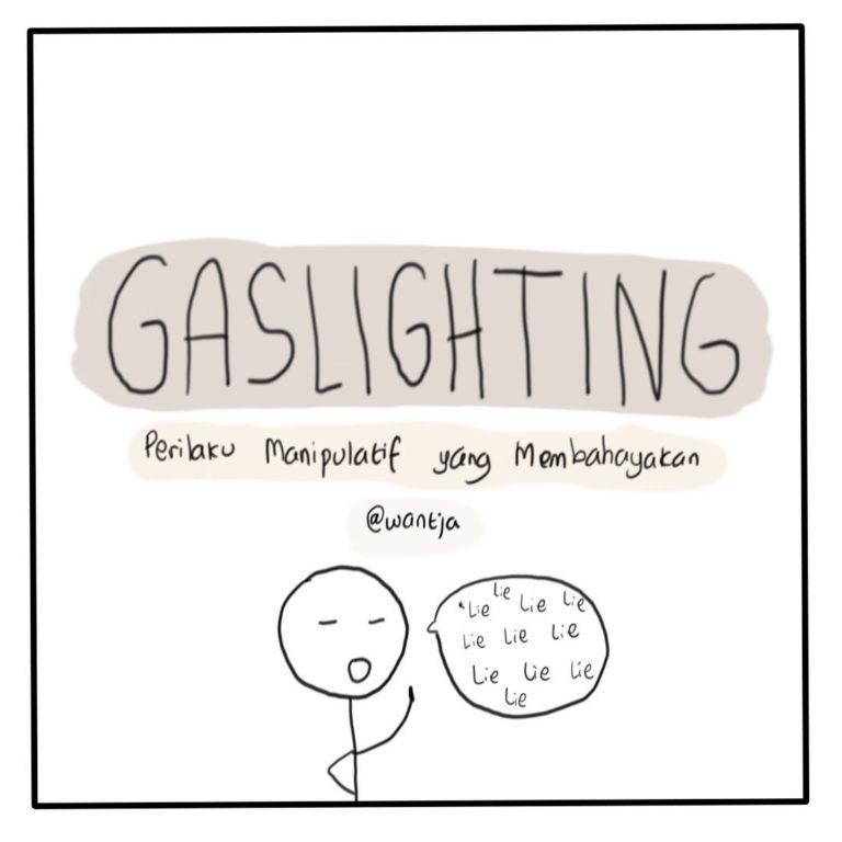 Komik: Berkenalan dengan Gaslighting 6