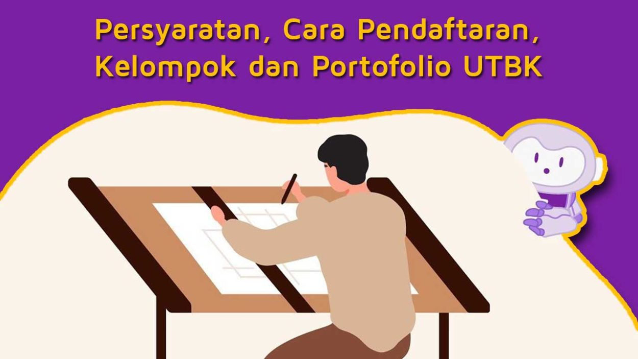 Persyaratan, Cara Pendaftaran, Kelompok dan Portofolio UTBK