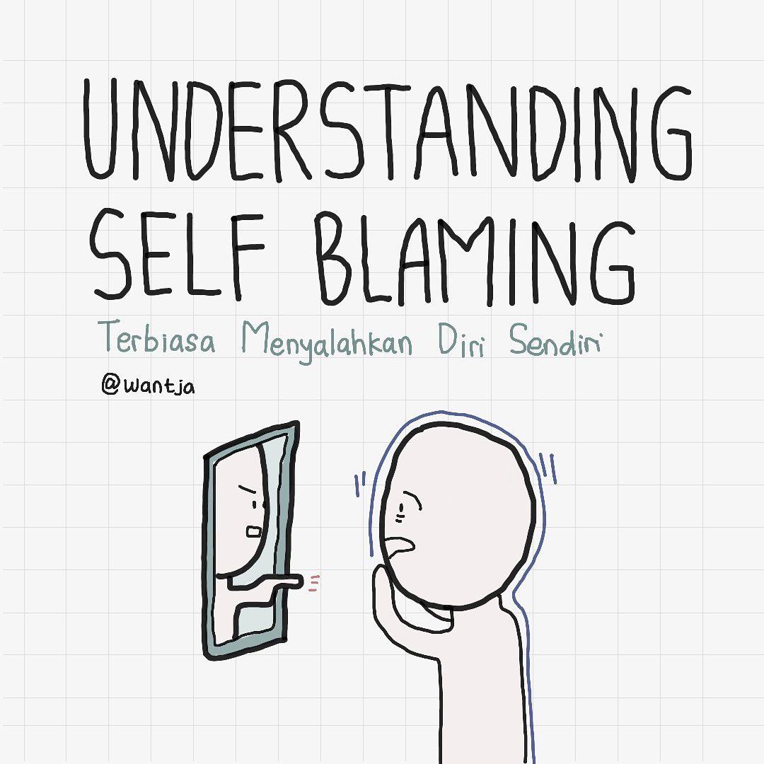 Self-Blaming
