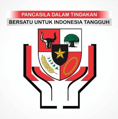 logo dan ucapan hari lahir pancasila 2021