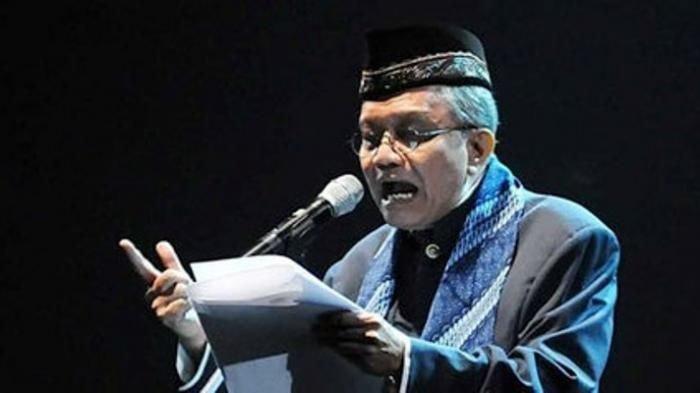 """Puisi Berjudul """"Dengan Puisi, Aku"""" Karya Taufiq Ismail"""